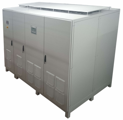 600 kVA Frequency Converter