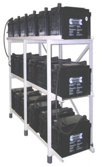 Seismic Battery Cabinet