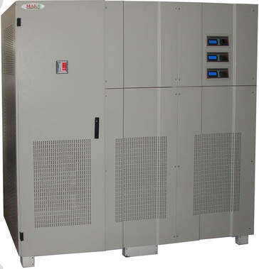 Voltage Stabilizer 500 kVA Germany